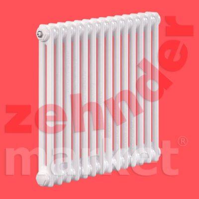Трубчатый радиатор Zehnder Charleston 2056 / 14 секций с боковым подключением