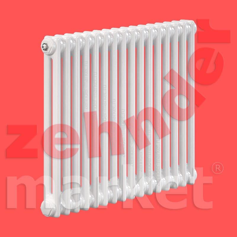 Трубчатый радиатор Zehnder Charleston 2056 / 16 секций с боковым подключением