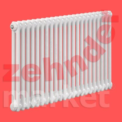 Трубчатый радиатор Zehnder Charleston 2056 / 22 секции с боковым подключением