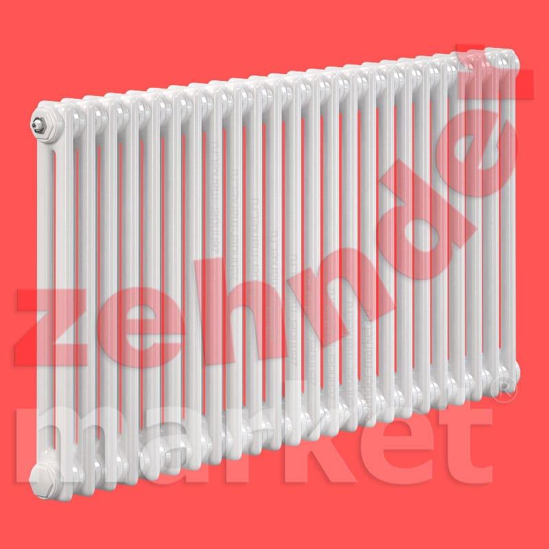 Трубчатый радиатор Zehnder Charleston 2056 / 24 секции с боковым подключением