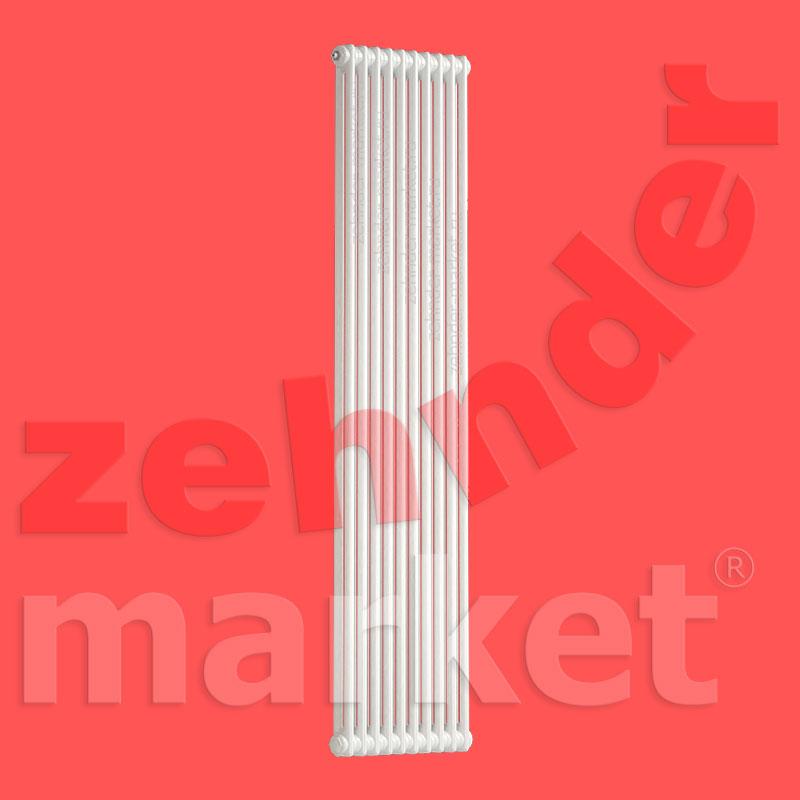 Трубчатый радиатор Zehnder Charleston 2180 / 10 секций с боковым подключением