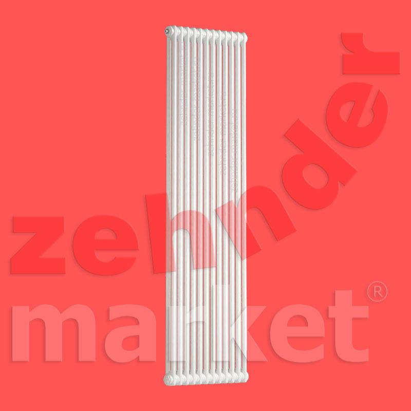 Трубчатый радиатор Zehnder Charleston 2180 / 12 секций с боковым подключением