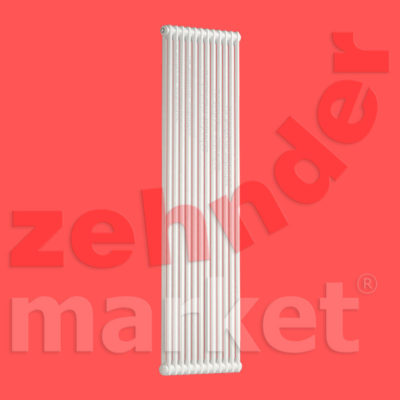 Трубчатый радиатор Zehnder Charleston 2180 / 14 секций с боковым подключением