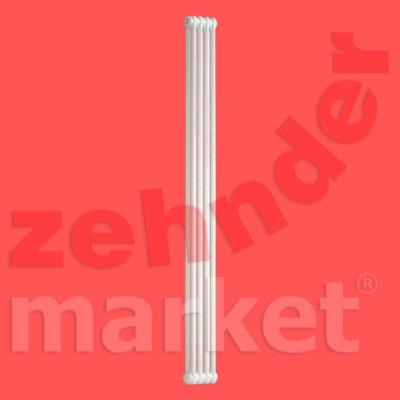 Трубчатый радиатор Zehnder Charleston 2180 / 4 секции с боковым подключением