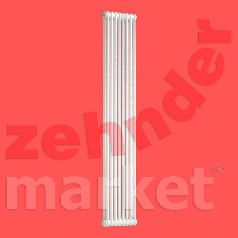 Трубчатый радиатор Zehnder Charleston 2180 / 8 секций с боковым подключением