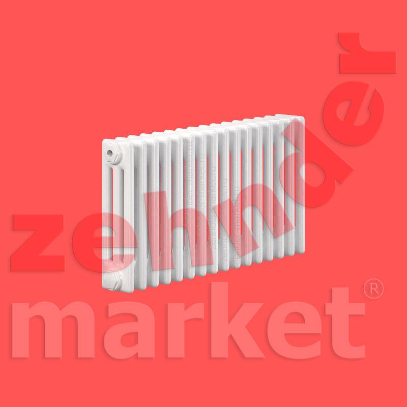 Трубчатый радиатор Zehnder Charleston 3037 / 16 секций