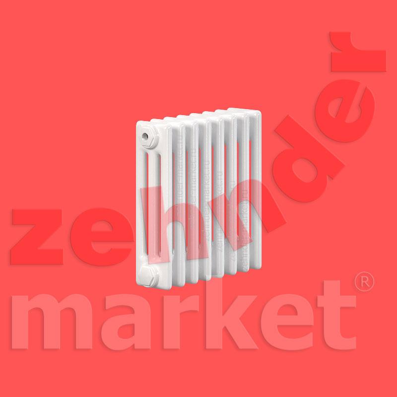 Трубчатый радиатор Zehnder Charleston 3037 / 8 секций