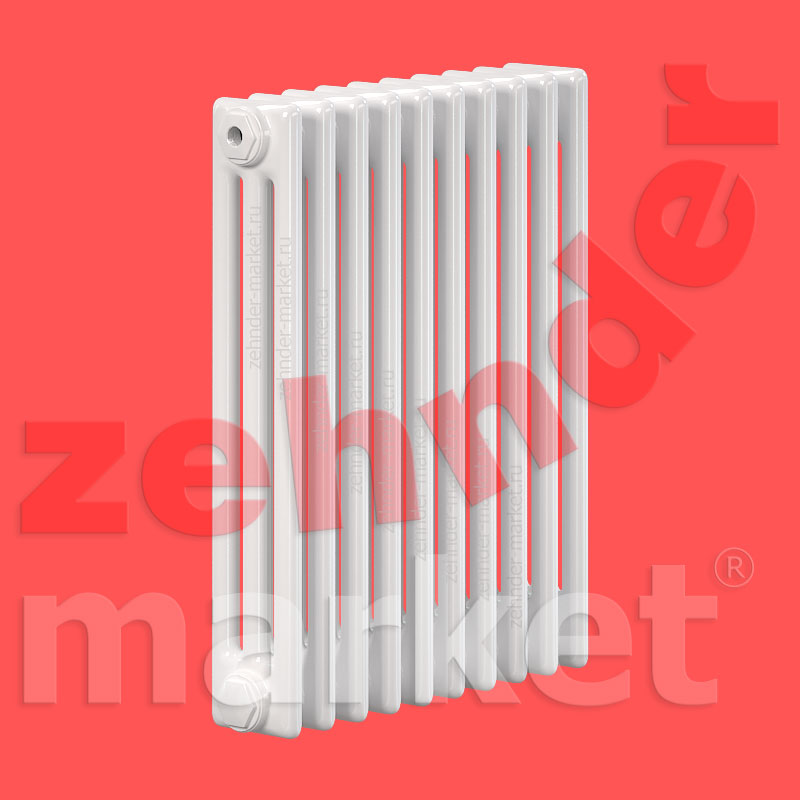 Трубчатый радиатор Zehnder Charleston 3057 / 10 секций