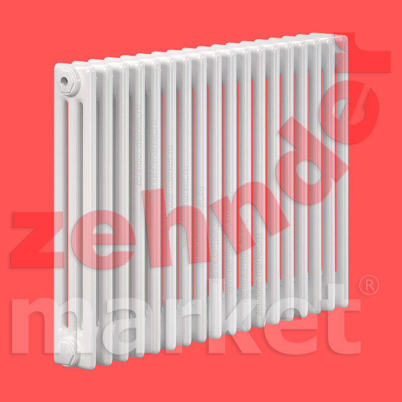 Трубчатый радиатор Zehnder Charleston 3057 / 18 секций