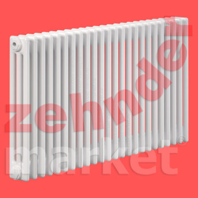 Трубчатый радиатор Zehnder Charleston 3057 / 24 секции