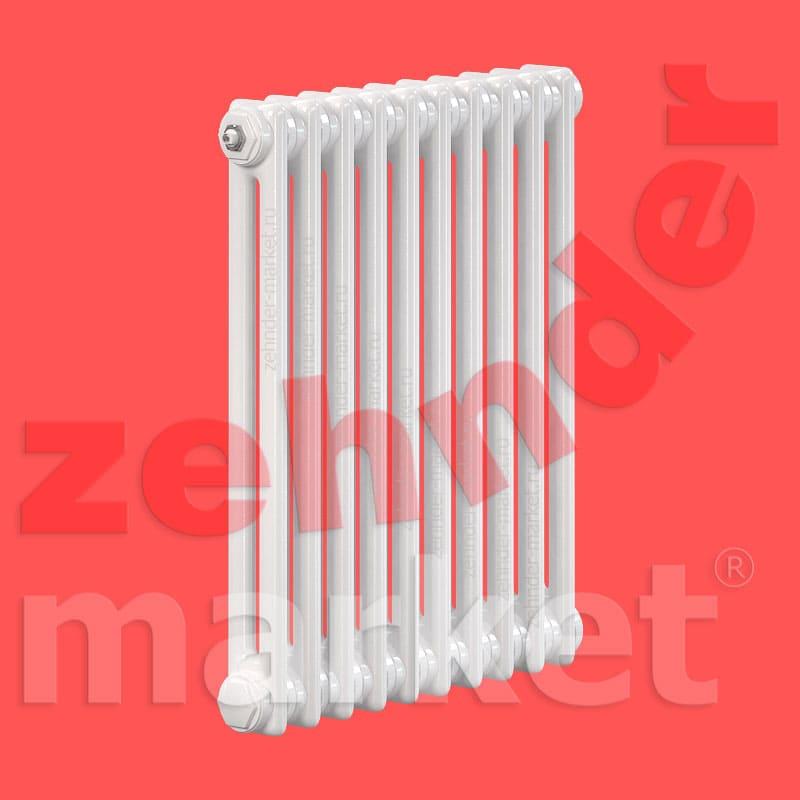 Трубчатый радиатор Zehnder Charleston Completto 2050 / 10 секций с нижним подключением