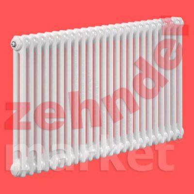 Трубчатый радиатор Zehnder Charleston Completto 2050 / 24 секции с нижним подключение