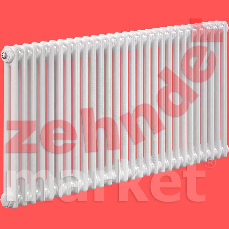 Трубчатый радиатор Zehnder Charleston Completto 2050 / 28 секций с нижним подключение