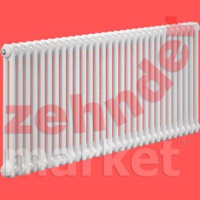 Трубчатый радиатор Zehnder Charleston Completto 2050 / 30 секций с нижним подключение