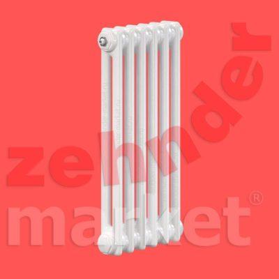 Трубчатый радиатор Zehnder Charleston Completto 2050 / 8 секций с нижним подключением