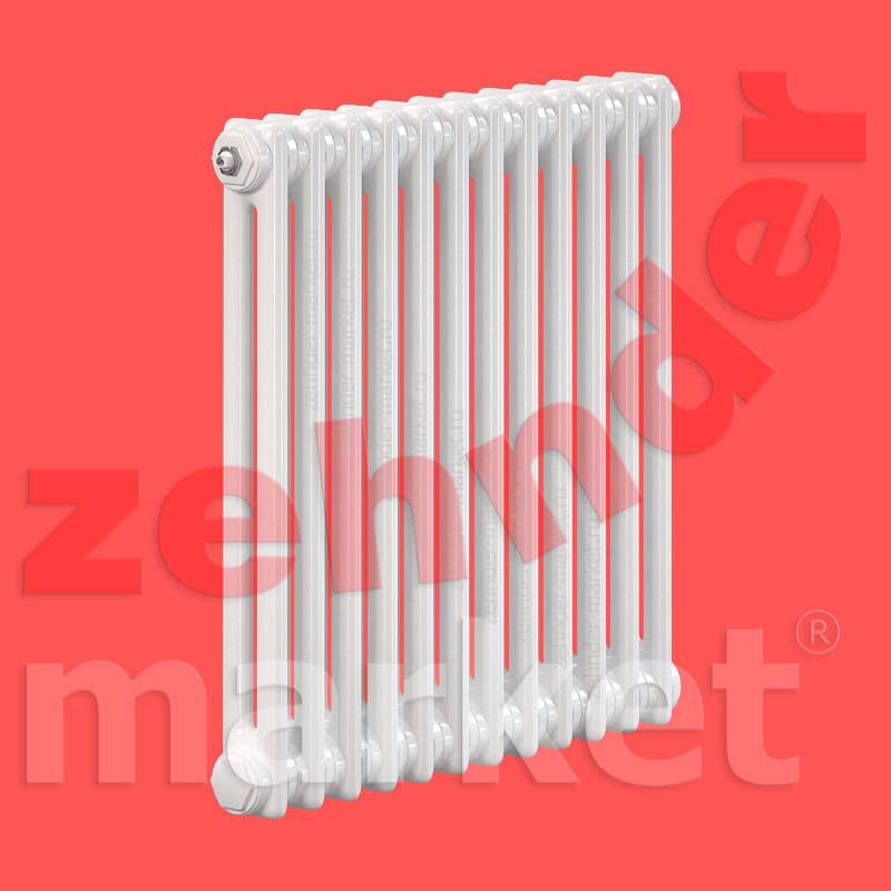 Трубчатый радиатор Zehnder Charleston Completto 2056 / 12 секций с нижним подключением
