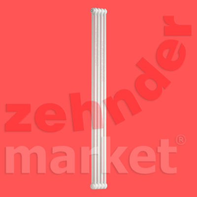 Трубчатый радиатор Zehnder Charleston Completto 2180 / 4 секции