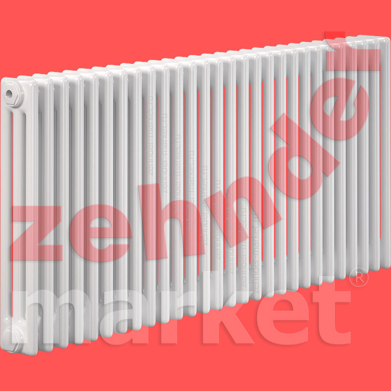 Трубчатый радиатор Zehnder Charleston Completto 3050 / 28 секций