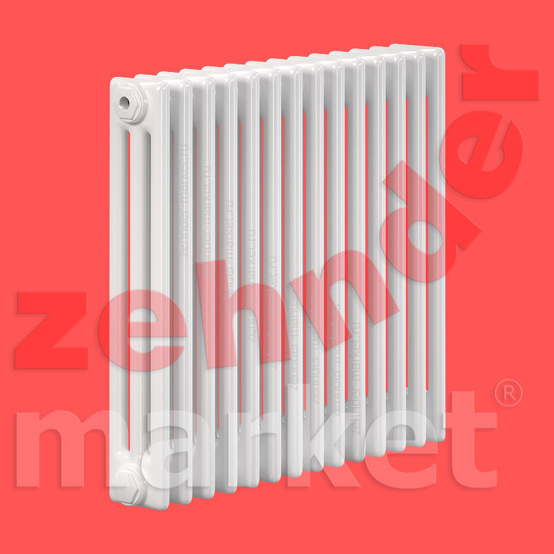 Трубчатый радиатор Zehnder Charleston Completto 3057 / 14 секций